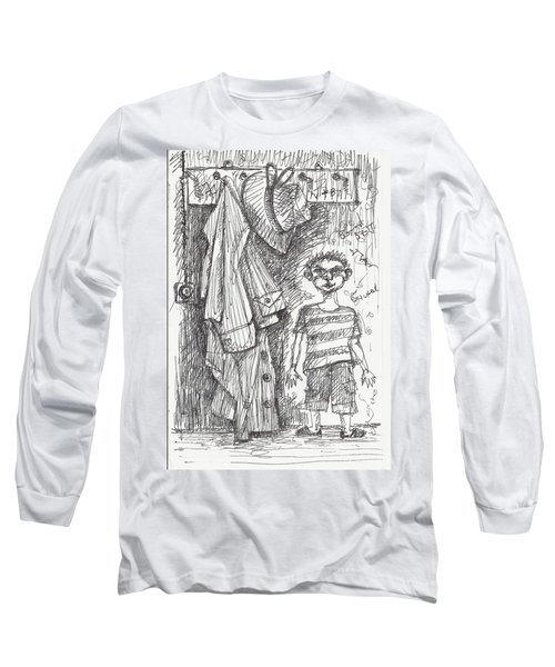 An Apartment Goblin Long Sleeve T-Shirt