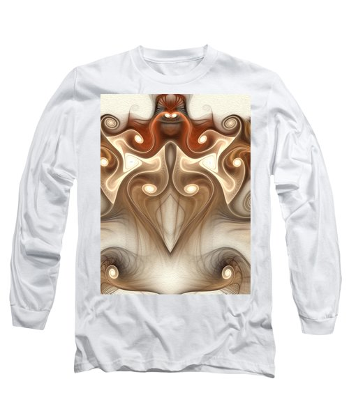 Ancient Carving Long Sleeve T-Shirt