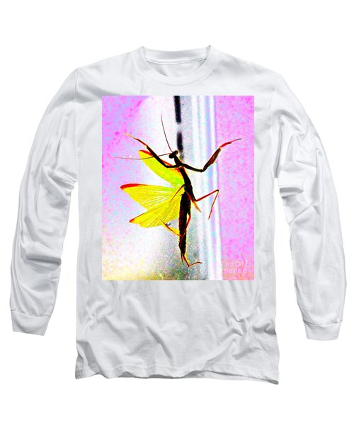 Long Sleeve T-Shirt featuring the photograph And Now Our Featured Dancer by Xn Tyler