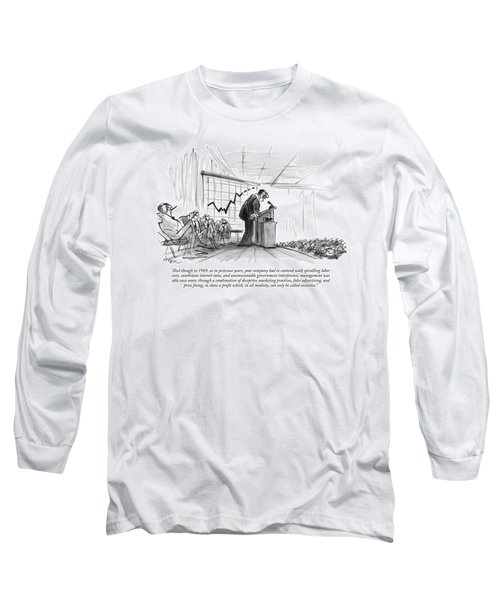 And Though In 1969 Long Sleeve T-Shirt