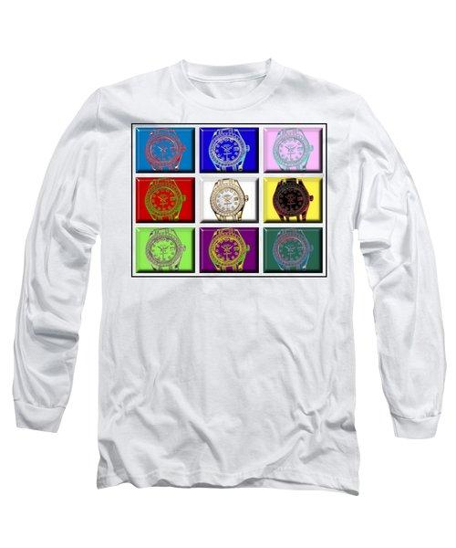 Andy's Rolex Dream Long Sleeve T-Shirt