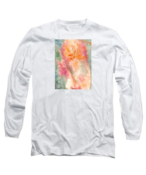 Angel Of Light Long Sleeve T-Shirt by Lynda Hoffman-Snodgrass
