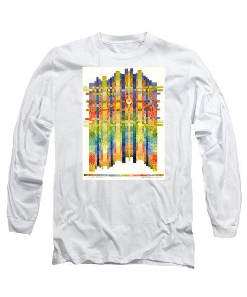 Angelic Visions Long Sleeve T-Shirt by Lynda Hoffman-Snodgrass