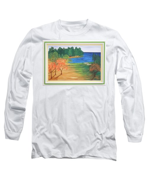 Another Sunday Morning Long Sleeve T-Shirt