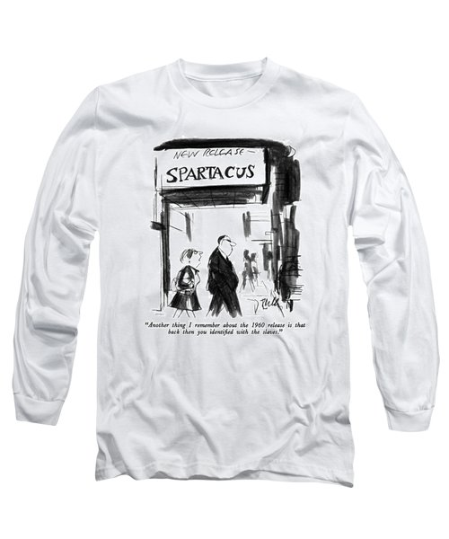 Another Thing I Remember About The 1960 Release Long Sleeve T-Shirt