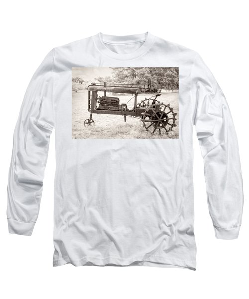 Antique Tractor Long Sleeve T-Shirt