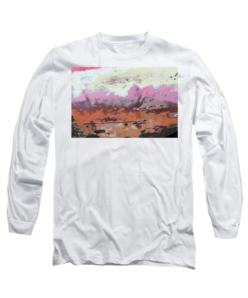 Ap24 O Long Sleeve T-Shirt by Fran Riley