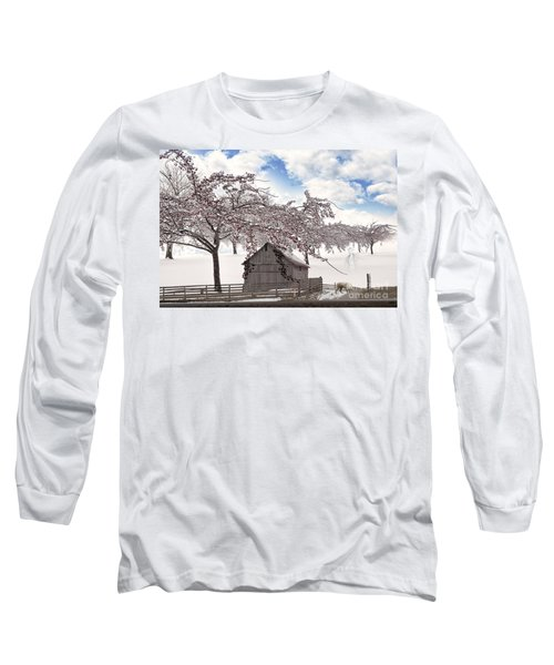 Apparition Long Sleeve T-Shirt by Liane Wright