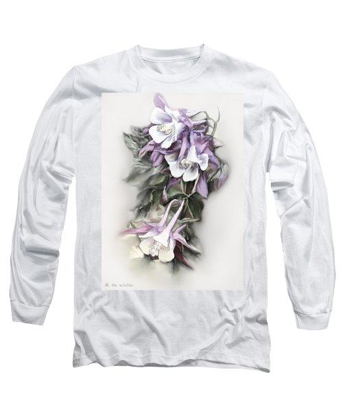 Aqualigia Cascade Long Sleeve T-Shirt