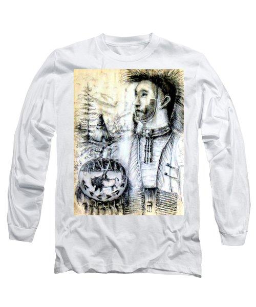 Arapaho Cheyenne Long Sleeve T-Shirt