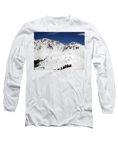 Arapahoe Basin Ski Resort - Colorado          Long Sleeve T-Shirt