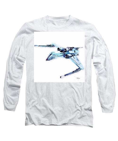 Arc-170 Starfighter Long Sleeve T-Shirt