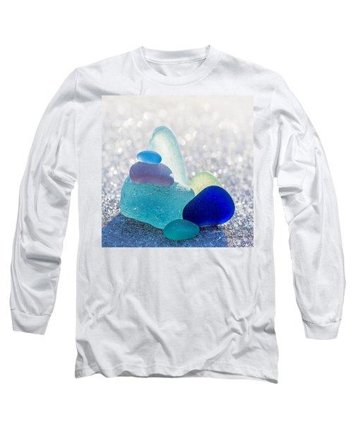 Arctic Peaks Long Sleeve T-Shirt