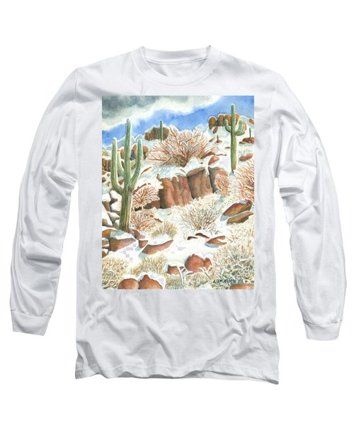 Arizona The Christmas Card Long Sleeve T-Shirt