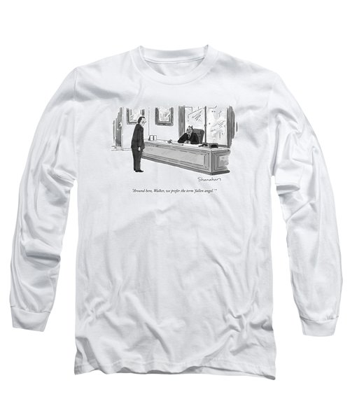 Around Here Long Sleeve T-Shirt