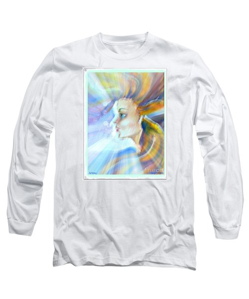 Artemis Long Sleeve T-Shirt by Leanne Seymour