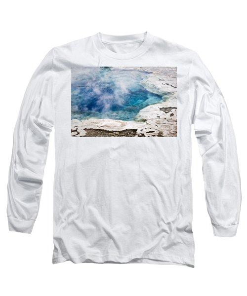 Artemisia Geyser Long Sleeve T-Shirt