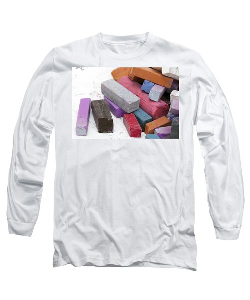 Artist Chalk Long Sleeve T-Shirt