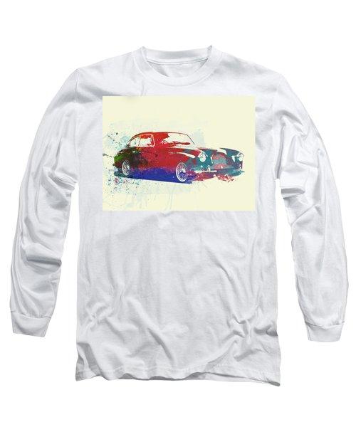 Aston Martin Db2 Long Sleeve T-Shirt
