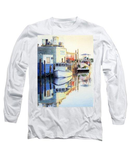 At Cortez Docks Long Sleeve T-Shirt