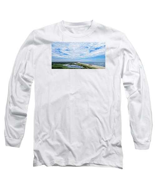 At The Top Of The Lighthouse Long Sleeve T-Shirt