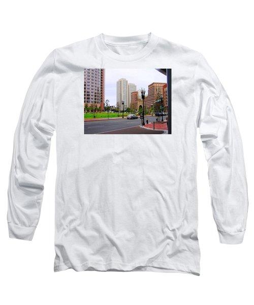 Atlantic Avenue Long Sleeve T-Shirt