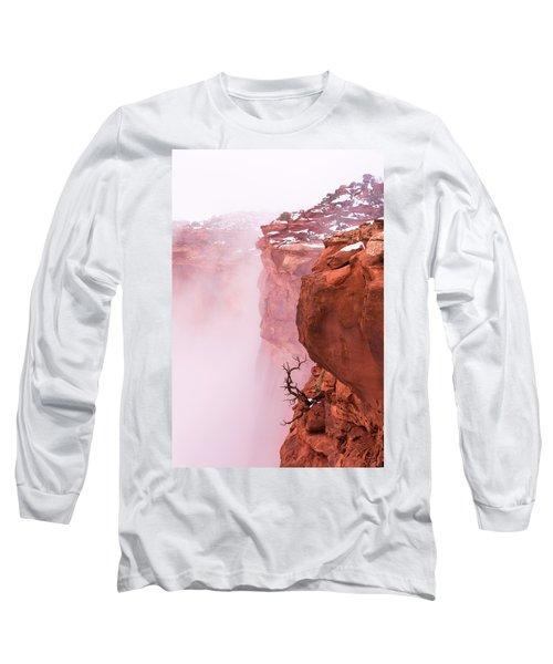 Atop Canyonlands Long Sleeve T-Shirt