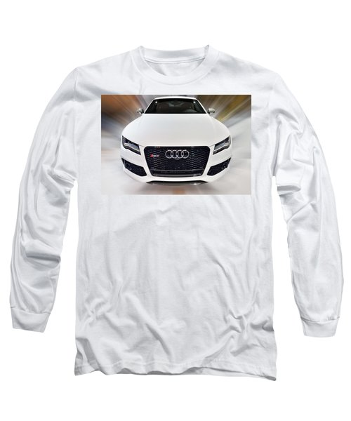 Audi  R S 7 Quattro 2014 Long Sleeve T-Shirt