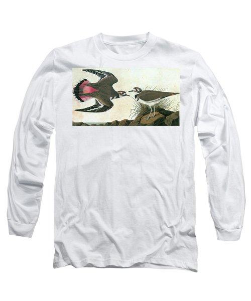 Audubon Killdeer Long Sleeve T-Shirt