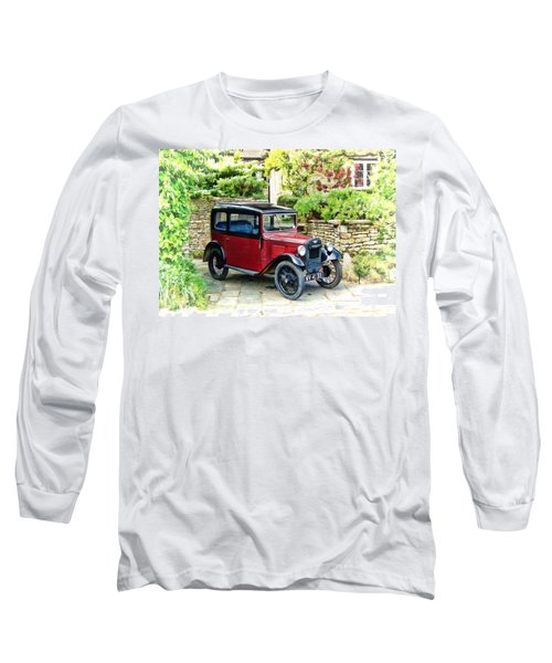 Austin Seven Long Sleeve T-Shirt