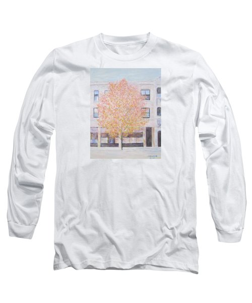 Autumn In Chicago Long Sleeve T-Shirt