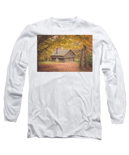 Autumn Retreat Long Sleeve T-Shirt