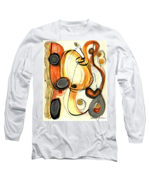 Autumn Winds Long Sleeve T-Shirt by Stephen Lucas