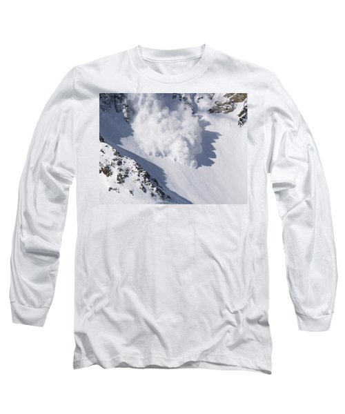 Avalanche IIi Long Sleeve T-Shirt by Bill Gallagher
