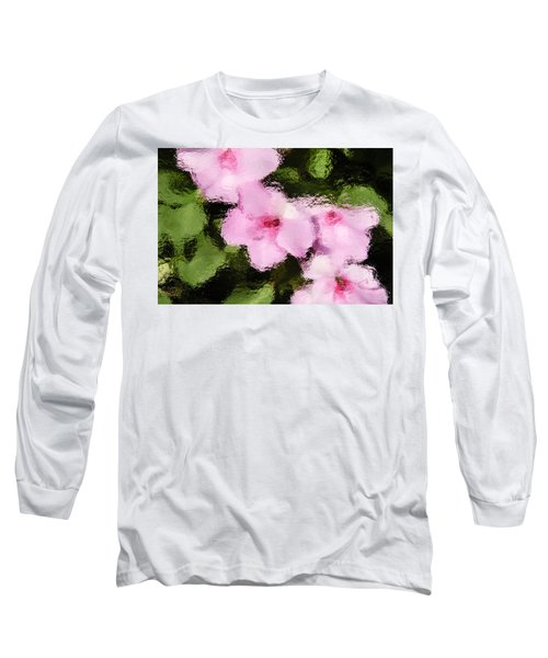 Azaelas Under Glass Long Sleeve T-Shirt