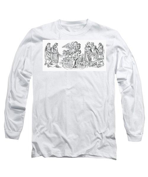 Aztec Priests, C1325 Long Sleeve T-Shirt