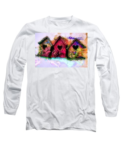 Baby Birdhouses Long Sleeve T-Shirt