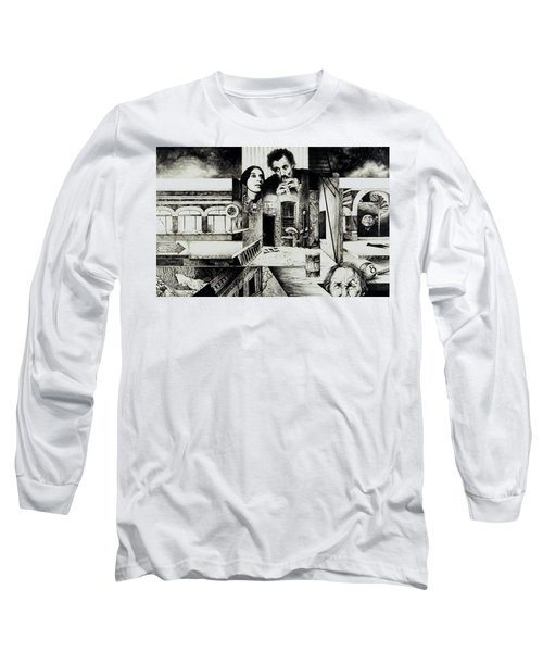 Backlane Serenade Long Sleeve T-Shirt