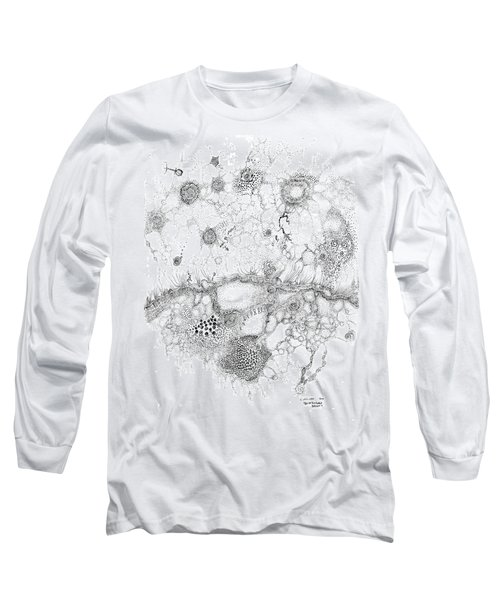 Bacteriophage Ballet Long Sleeve T-Shirt