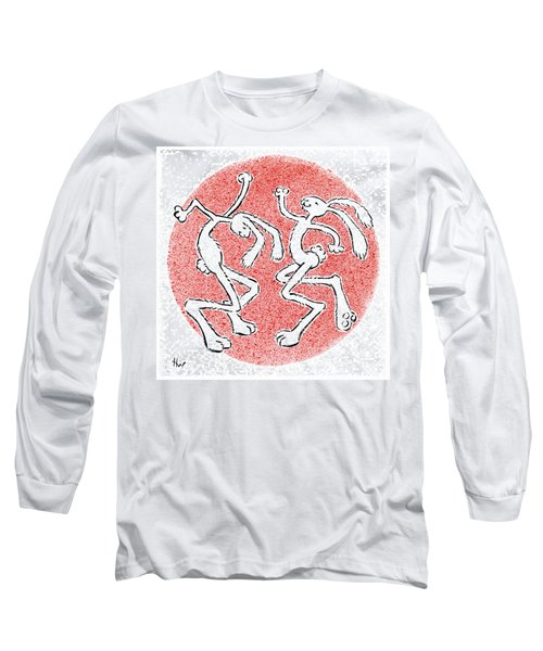 Bailamos Long Sleeve T-Shirt by Holly Wood