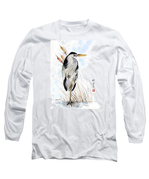 Balanced Perspective Long Sleeve T-Shirt