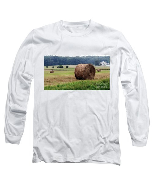 Bales In Solebury Long Sleeve T-Shirt