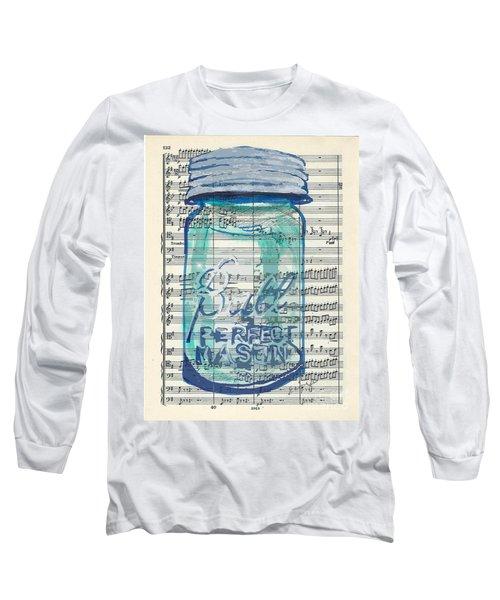 Ball Jar Classical  #132 Long Sleeve T-Shirt
