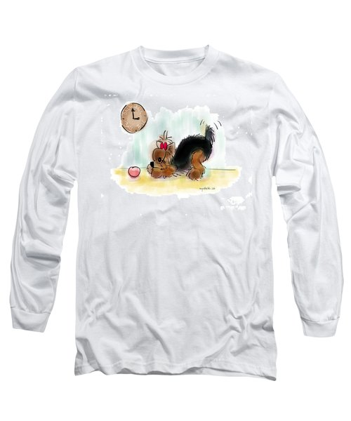 Ball Time Long Sleeve T-Shirt