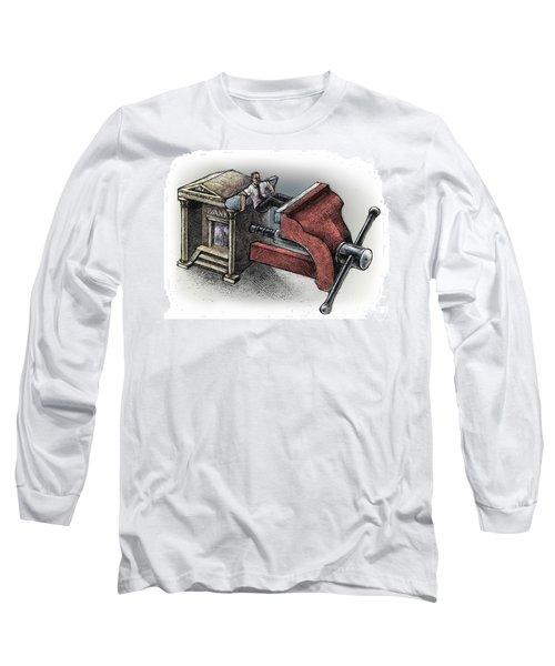 Bank-2 Long Sleeve T-Shirt