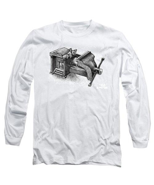 Bank Long Sleeve T-Shirt