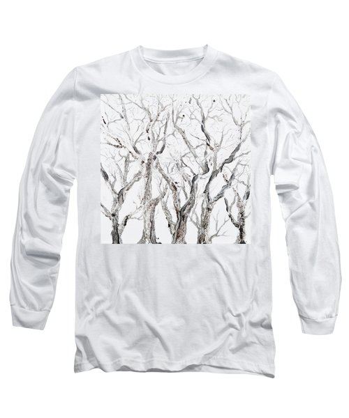 Bare Branches Long Sleeve T-Shirt