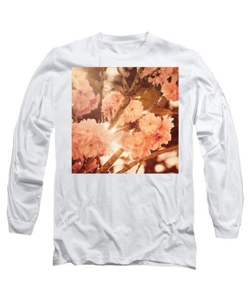 Baroque Spring Long Sleeve T-Shirt