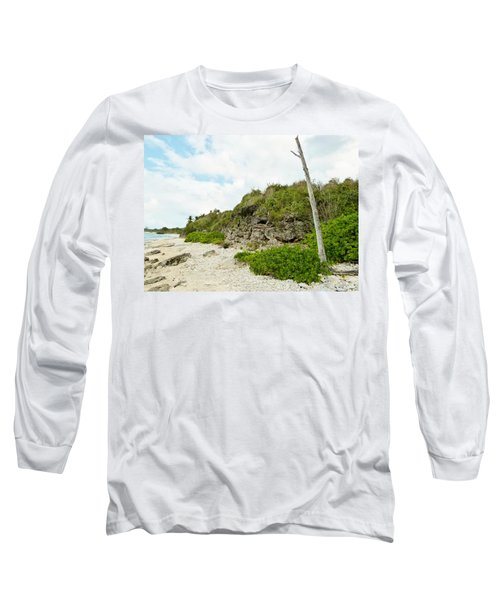 Long Sleeve T-Shirt featuring the photograph Bat Cave by Amar Sheow