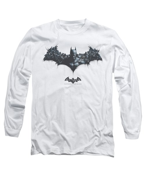 Batman Arkham Origins - Bat Of Enemies Long Sleeve T-Shirt